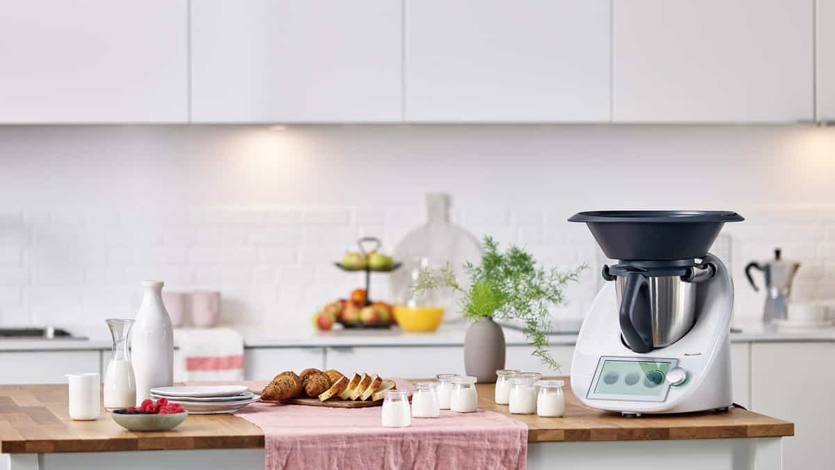 le nouveau thermomix tm6 le robot de cuisine r volutionnaire. Black Bedroom Furniture Sets. Home Design Ideas