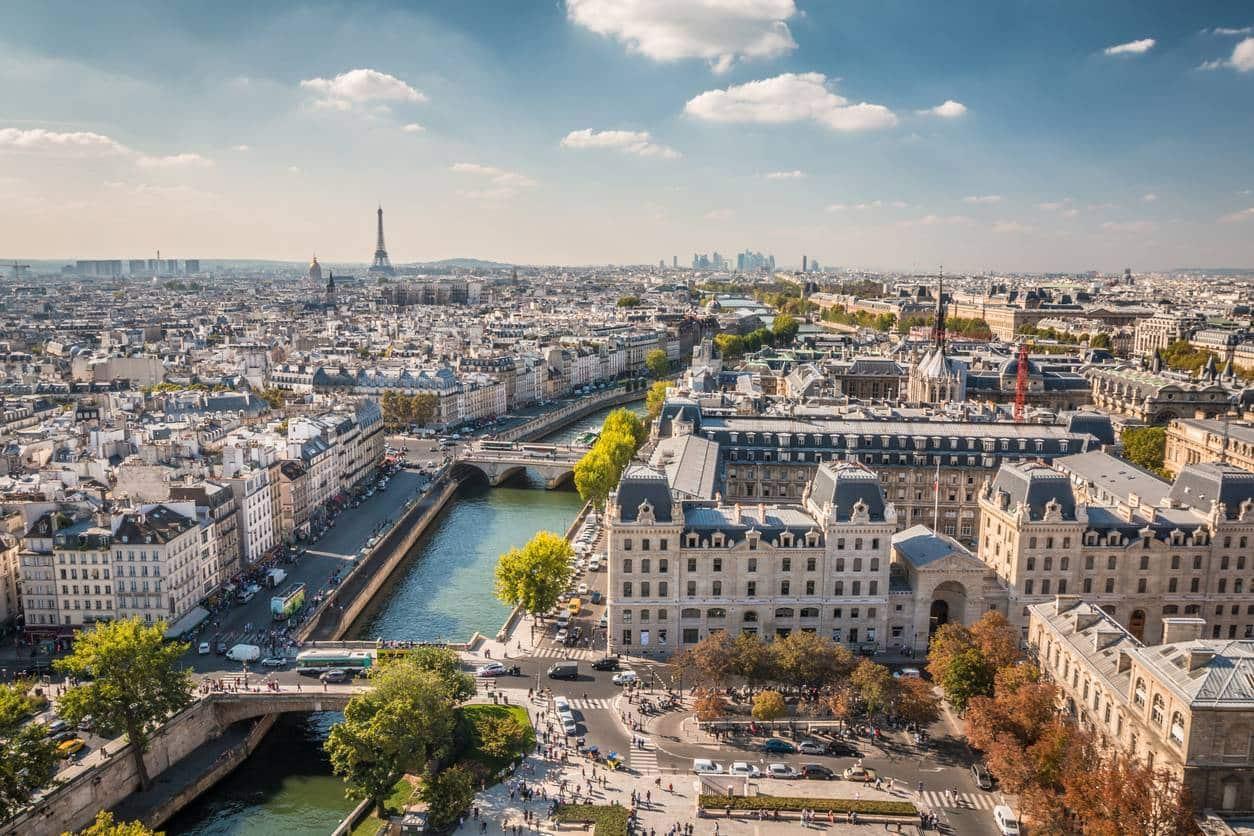 déménagement à Paris