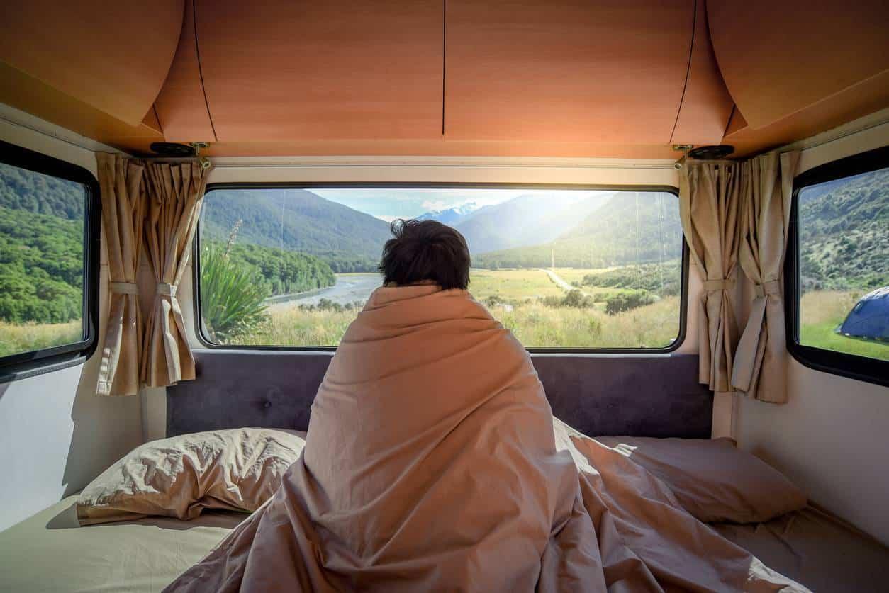 Voyager en caravane