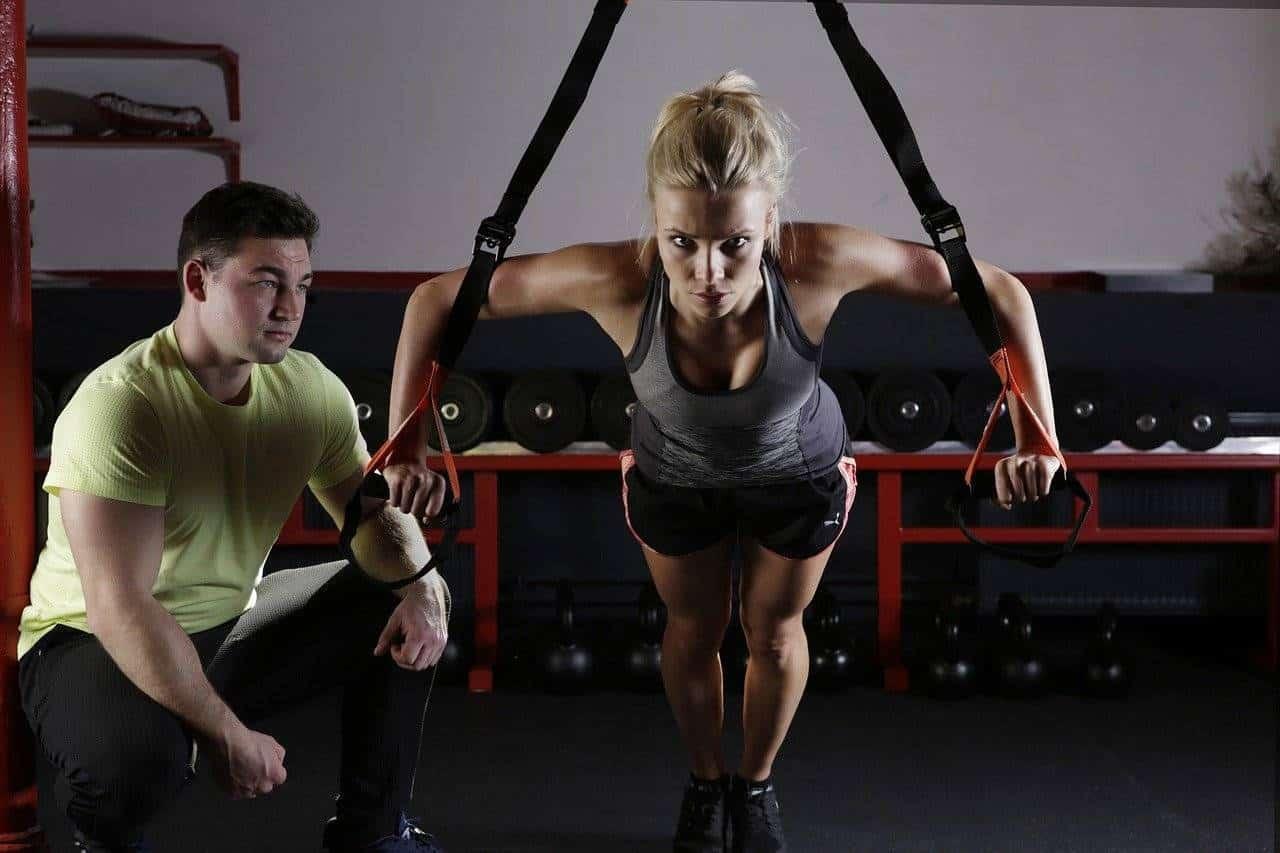 musculation avec coach ; coach muscu ; musculation au naturel