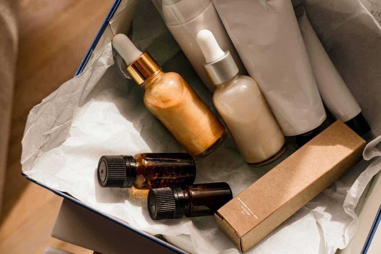 beauty box, cadeau journée de la femme