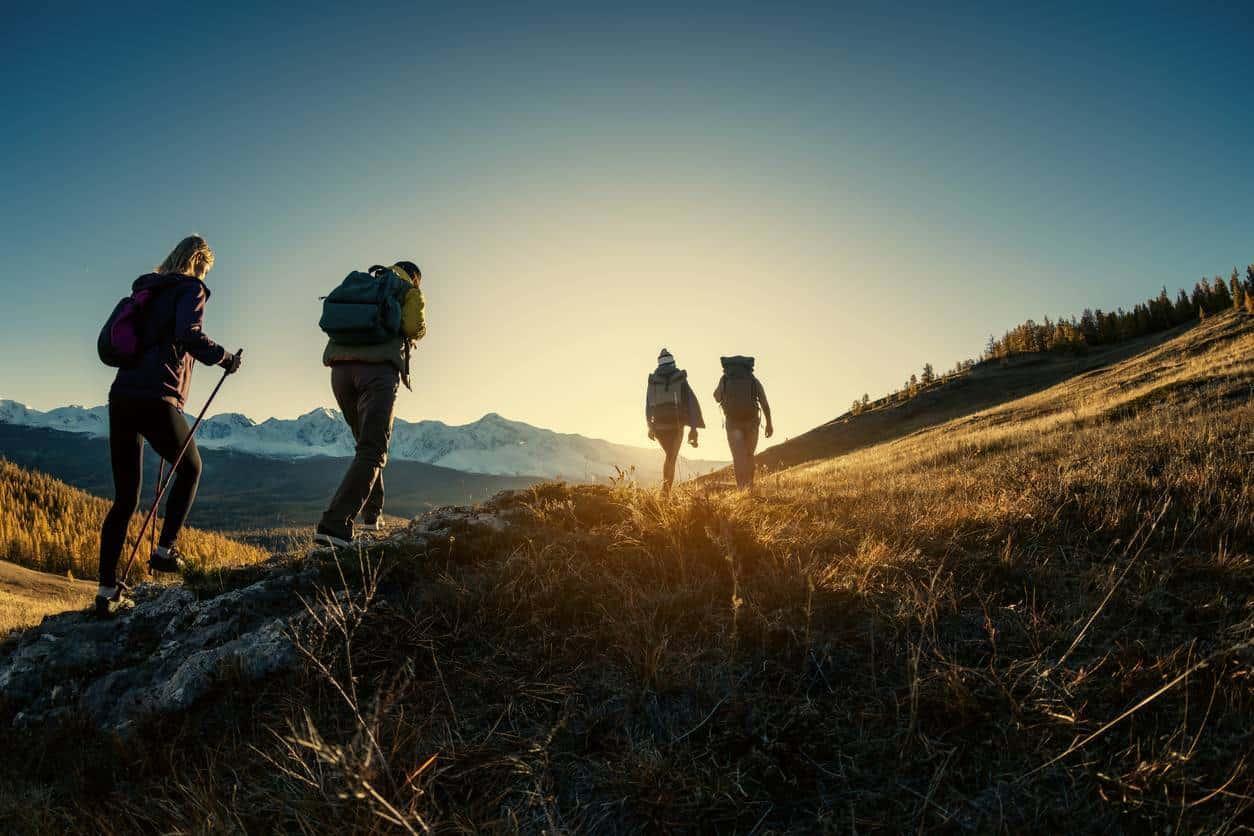 trekking, choix du matériel