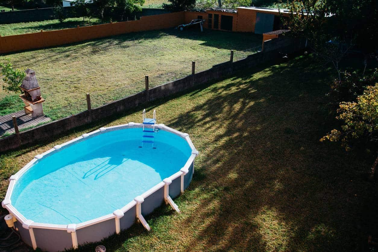 piscine autoportée Intex