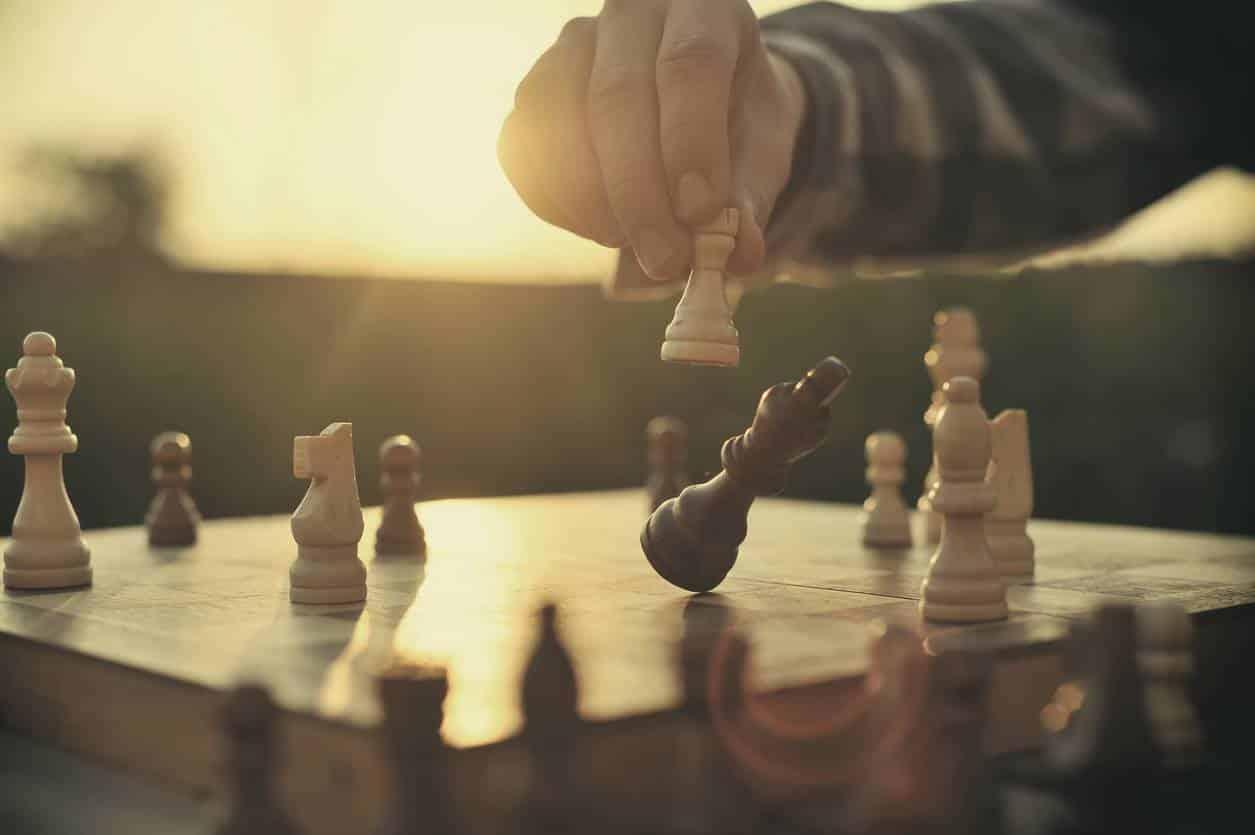 jeu des échecs apprentissage